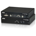 ATEN CE680 DVI Single Link Optical Console Extender with Audio up to 1950 ft.