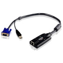 ATEN KA7170 USB VGA KVM Adapter with Composite Video Support