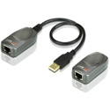 ATEN UCE260 USB 2.0 Cat 5 Extender - Up to 196 Ft.