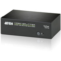 ATEN VS0102 2-port VGA switch with RS232