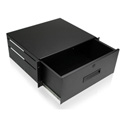 Atlas SD4-14 Storage Drawer - Recessed 4RU with 14 Inch Extension