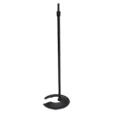 Atlas SMS5B Stackable Mic Stand with 10 Inch Round Base