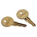 Atlas K-7 Replacement Key (Rear Door)