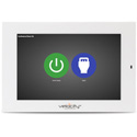Atlona AT-VTP-800-WH 8 Inch Touch Display Panel for Velocity Control System - White