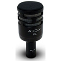 Audix D6 Sub Impulse Dynamic Instrument Microphone