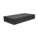 Auralex 15SFP24CHA Studiofoam Pro- 1.5in Thick Accoustical Foam- 24 x 24in 10pk