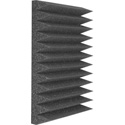 Auralex - Studiofoam Wedgies - 24ft Square - Charcoal Gray