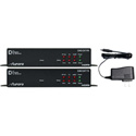 Aurora DXE-CAT-S2-4K HDMI HDBaseT over Cat5 Extender - 4K
