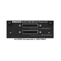 AuviTran AxC-D32IO 8 Stereo AES/EBU I/O on D-Sub Connectors with SRC
