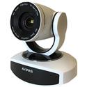 Avipas AV-1082W USB 3.0 Full HD 1080p PTZ Camera with 10X Optical Zoom and 5X Digital Zoom - White