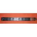 AVB PC-RM-8B 8 Outlet Rack Mounted Power Distribution Unit