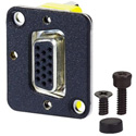 AVP UMD15HD-FF Maxxum D-Sub 15-pin Female to Female Feedthru Adapter Plate(s) and/or Hardware MIS Color-Code