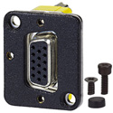 AVP UMD15HD-FM Maxxum D-Sub 15-pin Female to Male Feedthru Adapter Plate(s) and/or Hardware MIS Color-Code