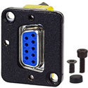 AVP UMD9-FM Maxxum D-Sub 9-pin Female to Male Feedthru Adapter Plate(s) and/or Hardware MIS Color-Code