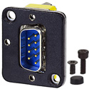 AVP UMD9-MF Maxxum D-Sub 9-pin Male to Female Feedthru Adapter Plate(s) and/or Hardware MIS Color-Code