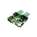 Avenview FO-DVI-1080LC-SET 1000 Meter DVI Over LC Fiber Optic Extender