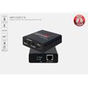 Avenview HBT-C6PLT-R HDBaseT Lite Extender Receiver with POE