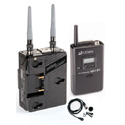 Azden 1201ABS UHF Body-Pack System with ECM-44H Mic