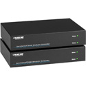 Black Box AMS9205A KVM Extender - DisplayPort 1.2 4K60 USB HID USB 2.0 Serial Audio Single-Mode Fiber