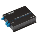 Black Box AVX-DVI-FO-SP4 4-Port Optical Splitter for AVX-DVI-FO-MINI Extender Kit
