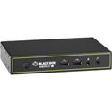 Black Box EMD2000SE-R Emerald Se HD DVI KVM-over-IP Matrix Switch Receiver - Full HD DVI USB 2.0 Serial Audio