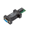 Black Box IC1473A-F-ET Async RS-232 to RS-422 Interface Converter - DB9 Female to Terminal Block