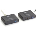 Black Box IC408A-R2 USB 2.0 Extender 4 Port CATx