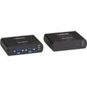 Black Box IC502A-R2 USB 3.0 Extender 2 Port Multimode