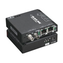 Black Box LBH100A-P-SC Extreme Media Converter Switch 10-/100-Mbps Copper to 100-Mbps Multimode Fiber
