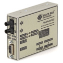 Black Box ME662AE-SST RS232 to SM/ST 28KM Standalone Auto PS