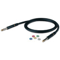 Canare BC009M BC Bantam Audio Patchcord 3ft