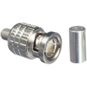 Canare BCP-B4F 75 Ohm BNC Crimp Plug (for L-4CFB/ L-4CHD/ 1505A)
