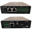 Link Bridge LBC-H/O-R-ICP HDBT or HDMI Receiver with Multiple Control I/O Ports