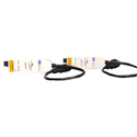Link Bridge LBO-H2-T/R-M-SC HDMI 4K@60Hz Video Transmitter/Receiver MMF-SC 1-Fiber (Video Only)