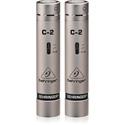 Behringer C-2  2 Matched Studio Condenser Microphones