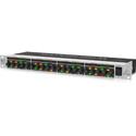 Behringer MDX4600V2 MULTICOM PRO-XL Reference-Class 4-Channel Expander/Gate/Compressor/Peak Limiter