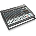 Behringer Europower PMP6000 1600W 20-Channel Powered Mixer w/FX & FBQ