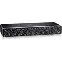 Behringer UMC404HD Audiophile 4x4 24-Bit/192 kHz USB Audio/MIDI Interface with MIDAS Mic Preamps