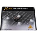 Behringer X32 Fader Knobs - Fader Knob Set for X32-X16 - 20 pcs