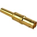 Bittree ADMW12L Mini Weco Midsize to Female BNC Adaptor Plug - Long