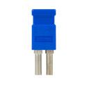 Bittree LPM7506 Looping Plug (Standard Size WECO Video) Blue