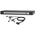 Belkin OmniView F1DA108Z 8-Port USB & PS/2 KVM Switch