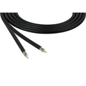 Belden 1694F RG-6/U Precision Digital Coax Cable - Black - Per Foot
