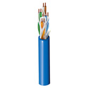 Belden 3612 Multi-Conductor - Enhanced Category 6 Nonbonded-Pair Cable - Blue - 1000 Foot