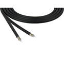 Belden 4505R 0101000 12 GHz 4K UHD 75 Ohm 20 AWG Precision Video Cable - Black - 1000 Foot