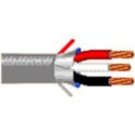 Belden 5401FE 3 Conductor Security & Commercial Audio Cable - 500 Foot