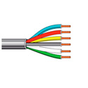 Belden 8458 15 Conductor 22AWG Non-Paired Cable - Chrome - 500 Foot