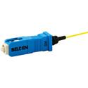 Belden AX105208-B25 FX Brilliance Universal SC Field Installable Connector - Singlemode OS2 - Blue Housing - 25/Pack