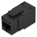 Belden RV6MJKUBK-B24 RevConnect CAT6plus Jack Electric Black UTP T568 A/B Bulk - 24 Pack