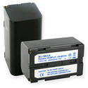 Empire Replacement Battery 7.2V RCA/HITACHI VM-BPL27A LI-ION 4600mAh